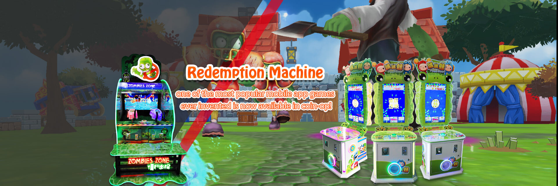 Redemption Machine