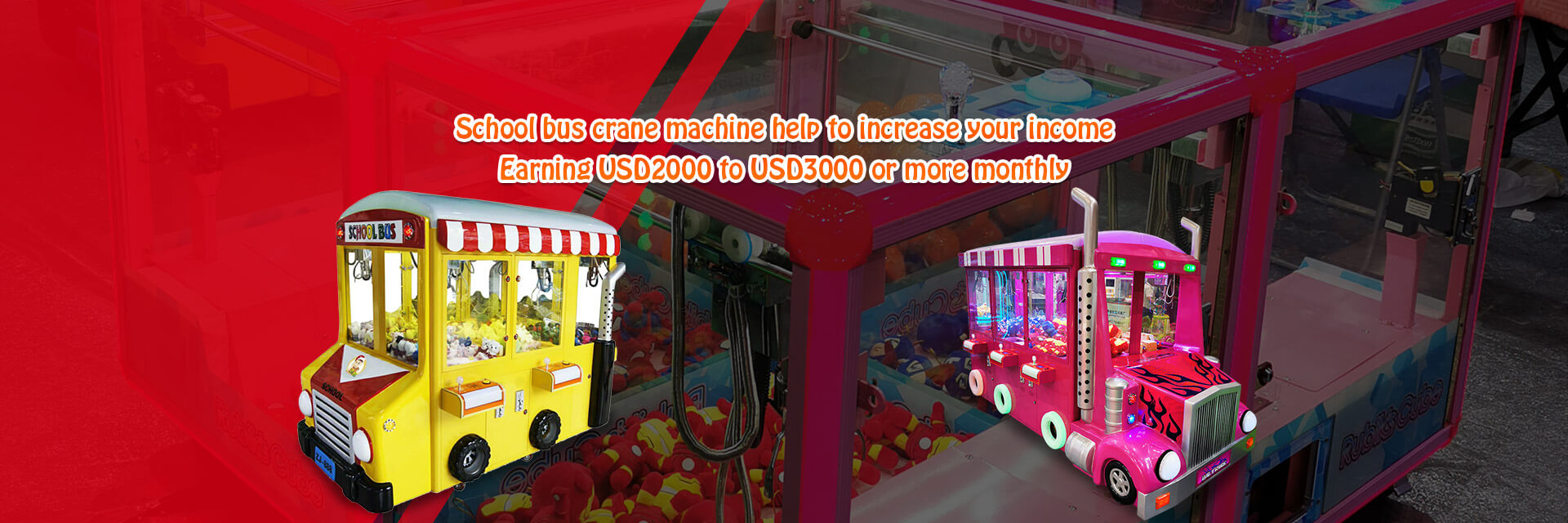 mini crane claw machine