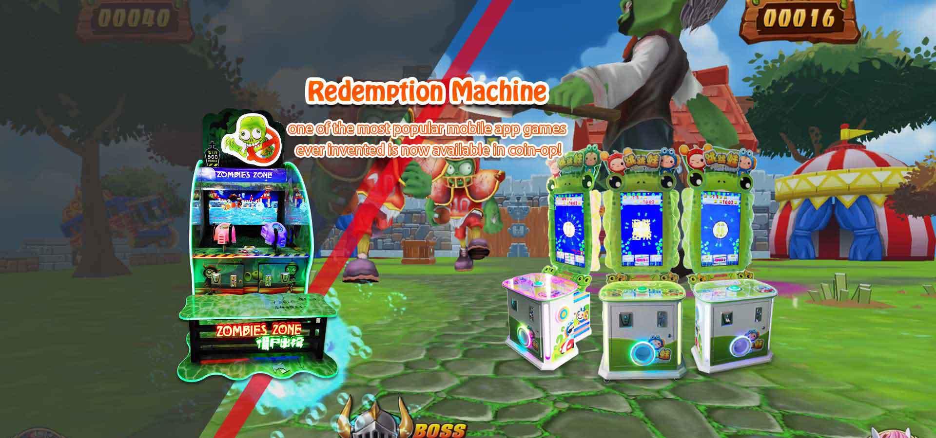 Redemption Machine