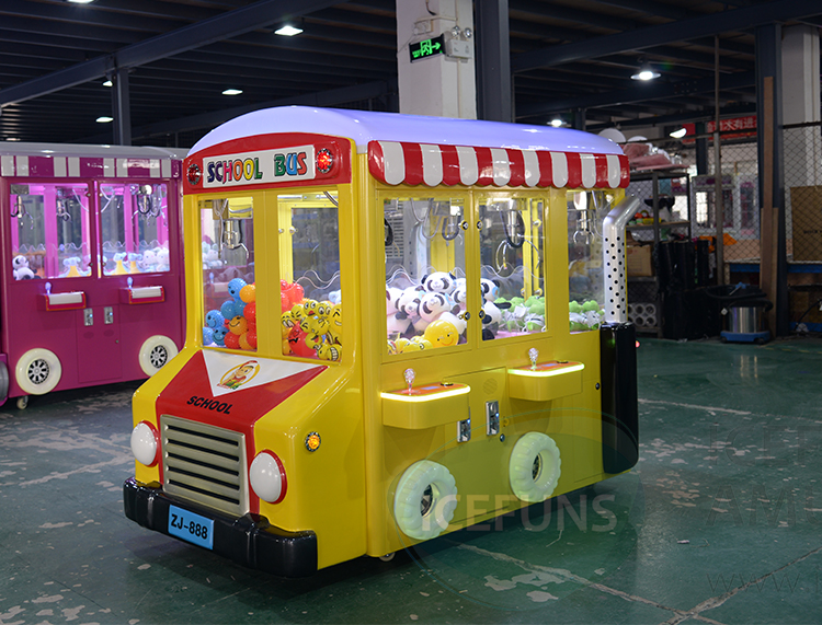 How to choose a good price crane game claw suitable for toy crane machine according to the gift
