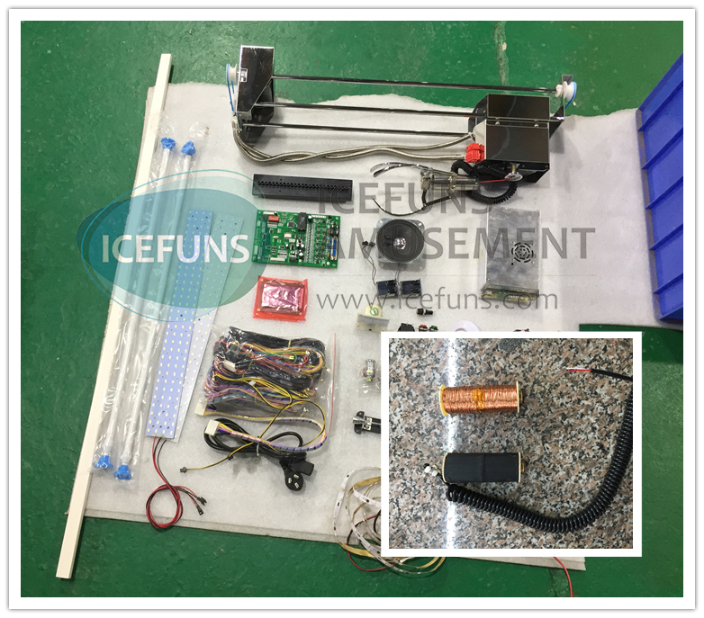 where to buy claw machine parts magnet
