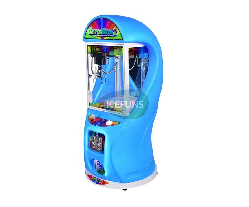Super Box2 Claw Crane Machine