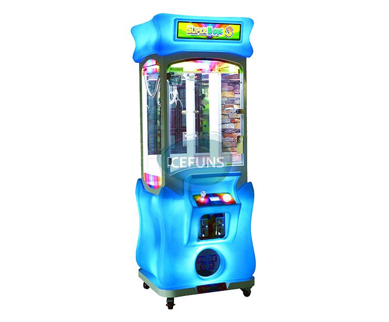 Super Box3 Claw Crane Machine