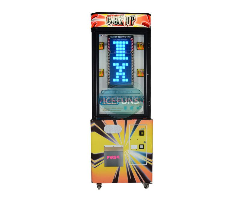Stacker Game Machine