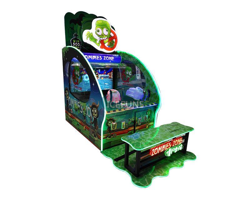 Water Jet Game Machine