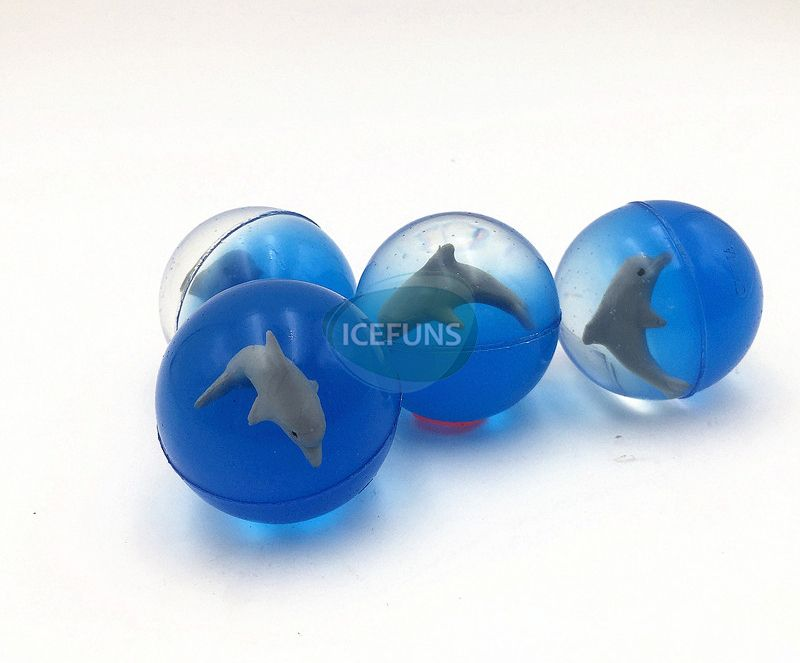 dolphin bouncy ball 45mm
