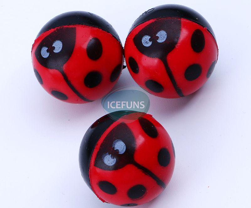 Laybug Bouncing balls
