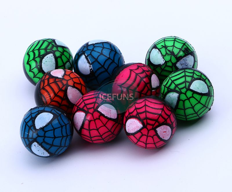 Spiderman Bouncing balls