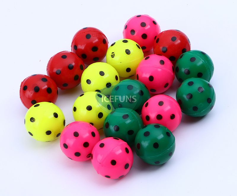 Dot Bouncy Balls
