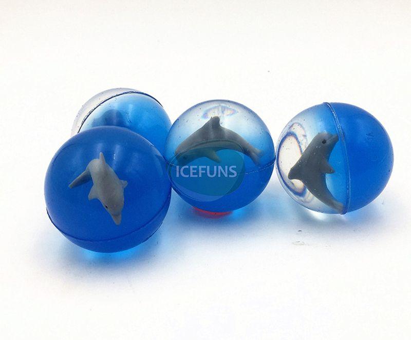 dolphin bouncy ball 45mm