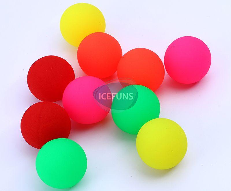 single color bouncy ball