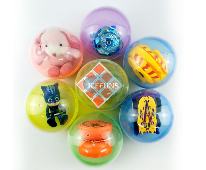 92mm vending toy capsules