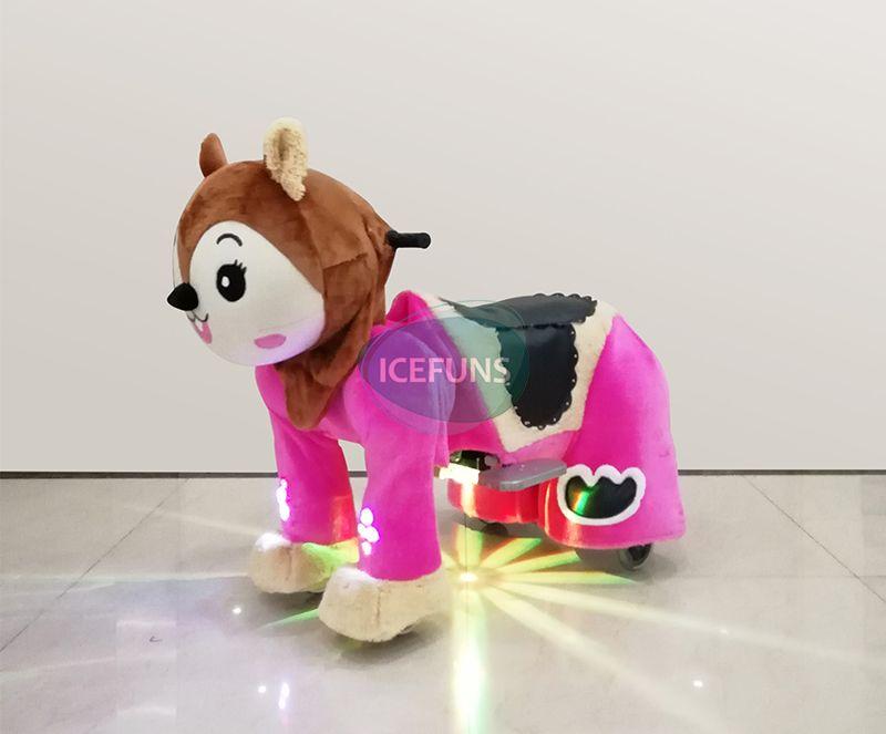 Z09 animal rides