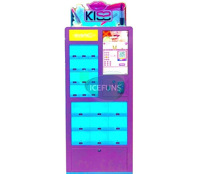 Lipstick Vending Machine