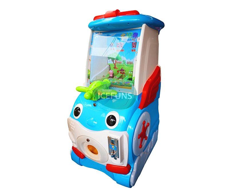 Blue kids arcade games