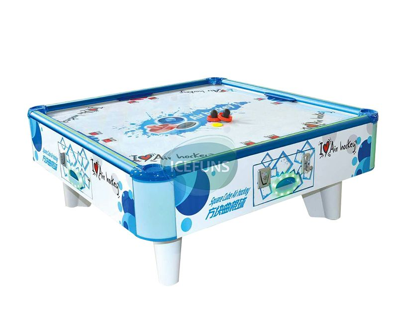 Air Hockey Tables Quad