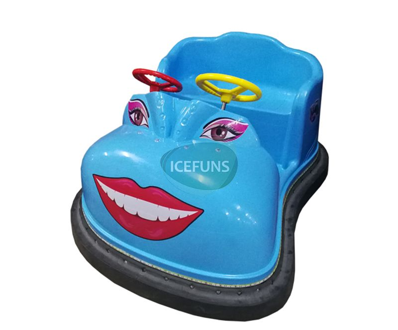 Big shoes kids bumper car