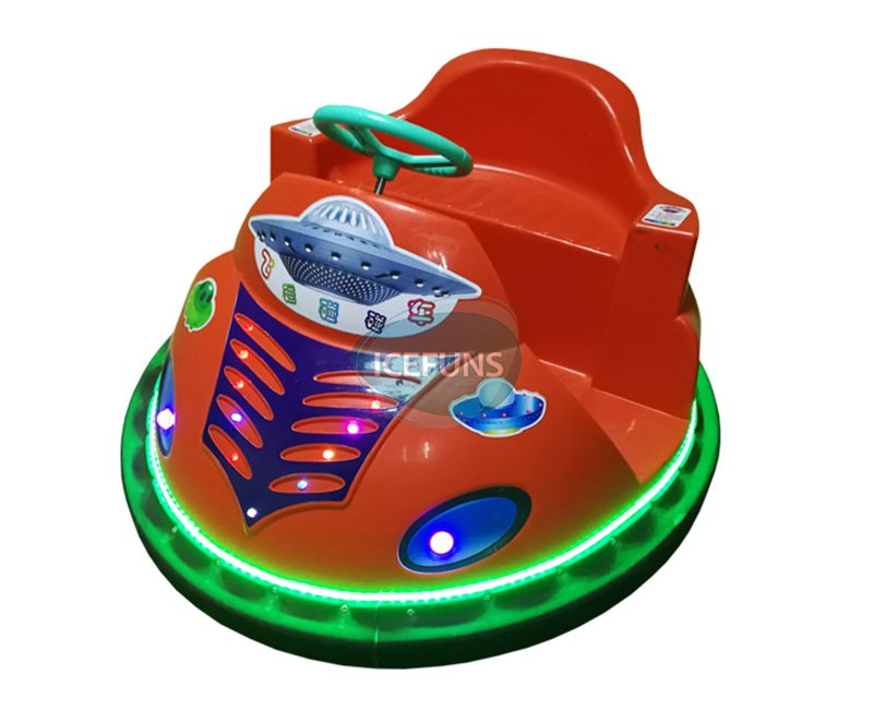 UFO kids battery car