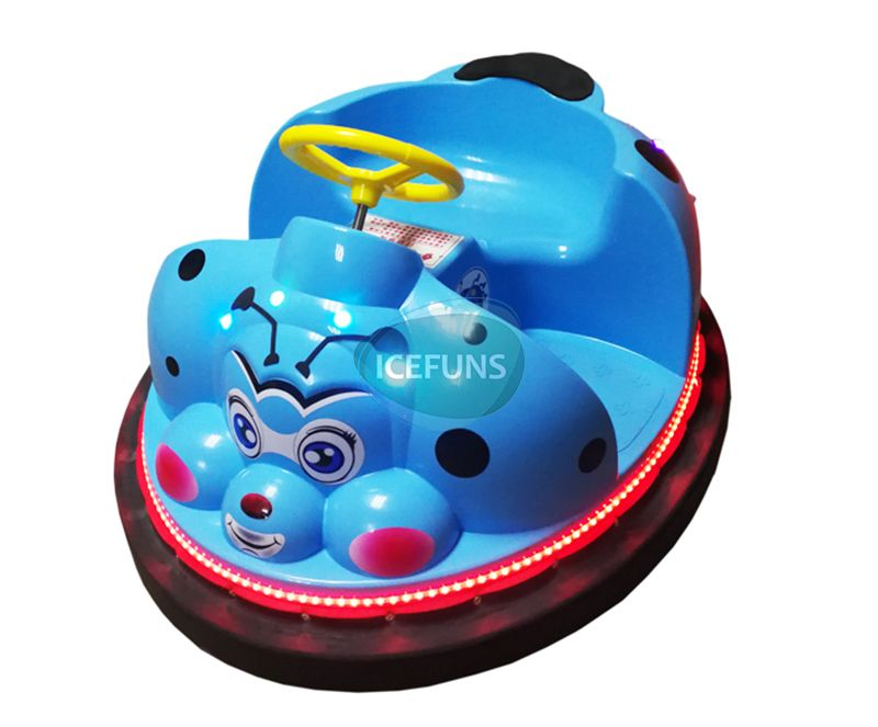 Beetle bumper car for kids