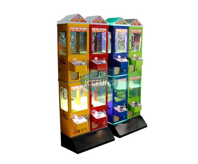 4 player mini claw crane machine