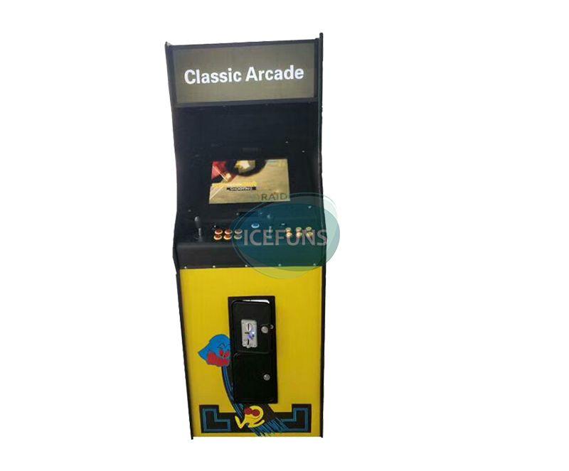 PAC-Man Upright arcade