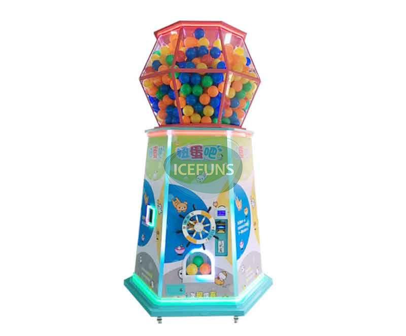 Gaint toy capsule vending machine