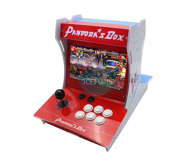 street fighter mini arcade