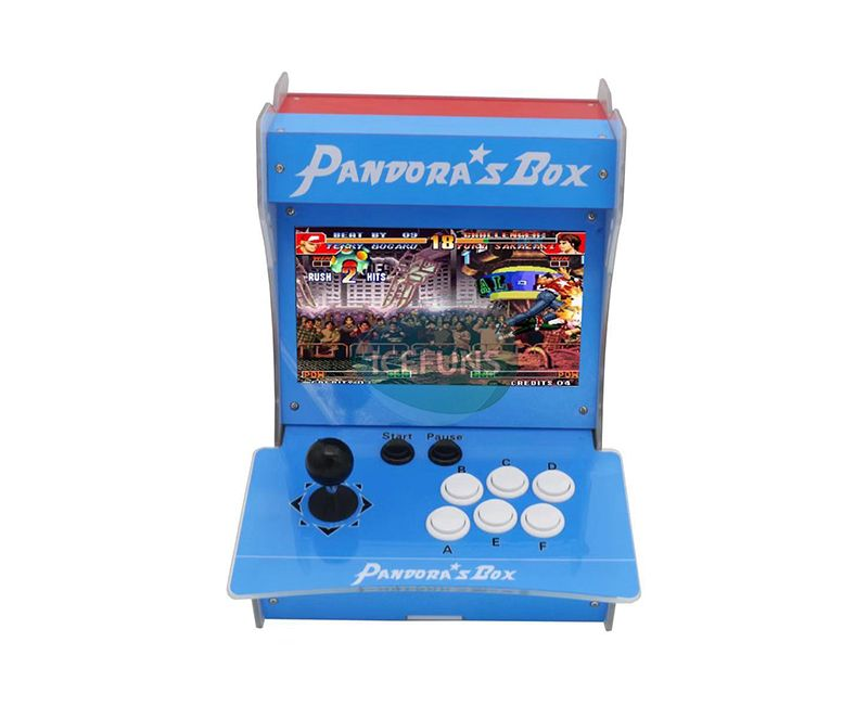 street fighter mini arcade