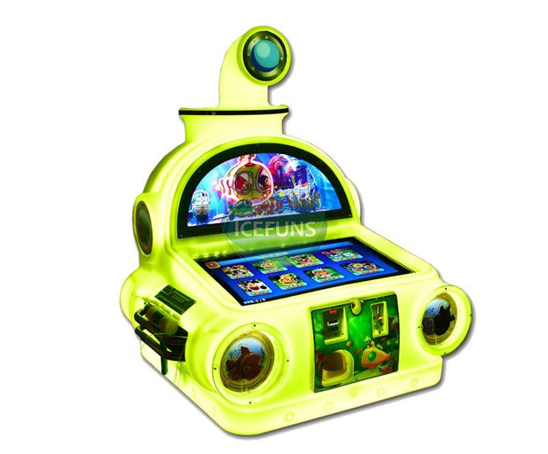 Submarine Hammer Hitting Arcade Games
