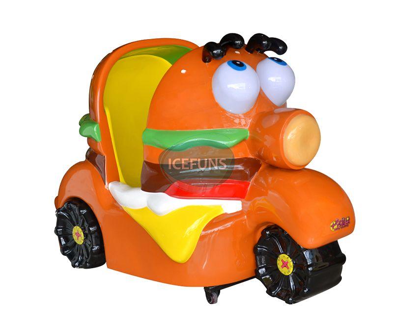 Hamburg car kiddie rides