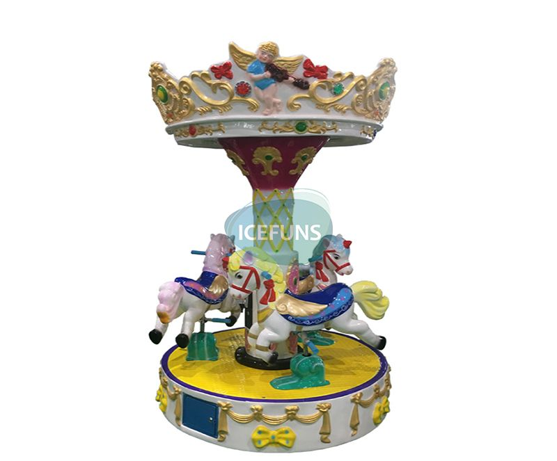 3 player mini carousel