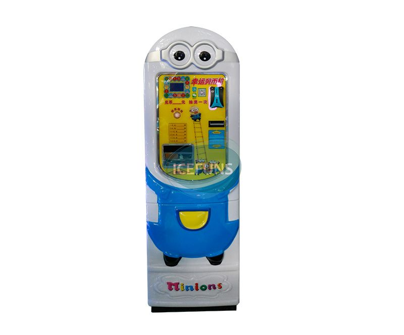 Minions Coin Exchange Machine