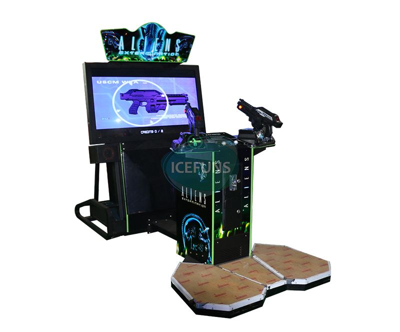 aliens extermination Arcade games
