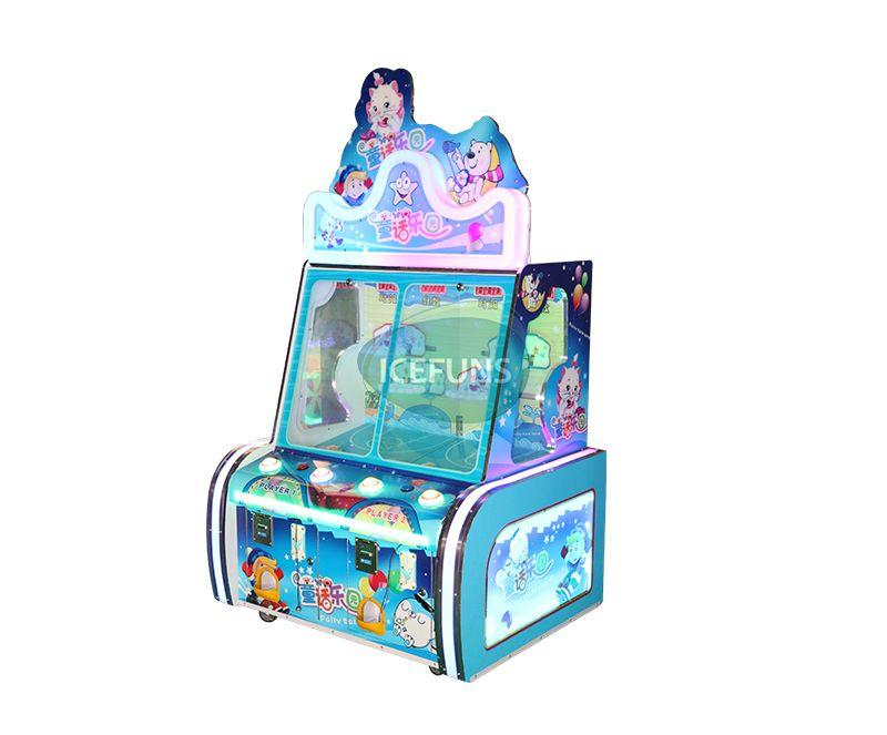 High Quality Indoor Amusement Game Machine