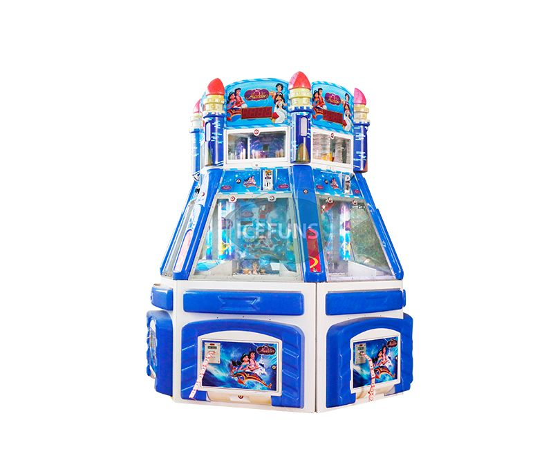 dream castle coin pusher
