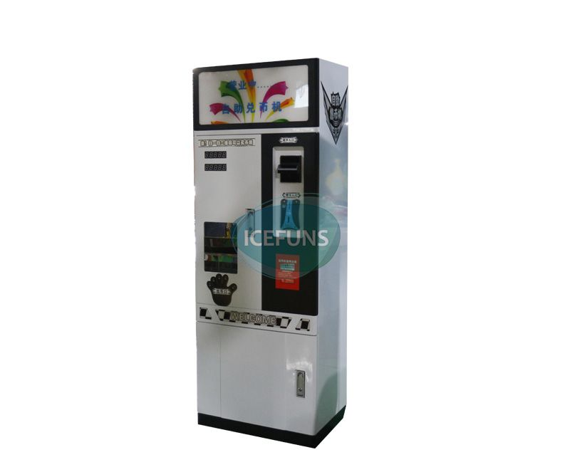 ATM Coin Exchange Machine