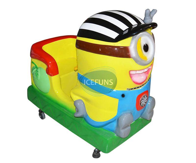 Minions Kiddie rides