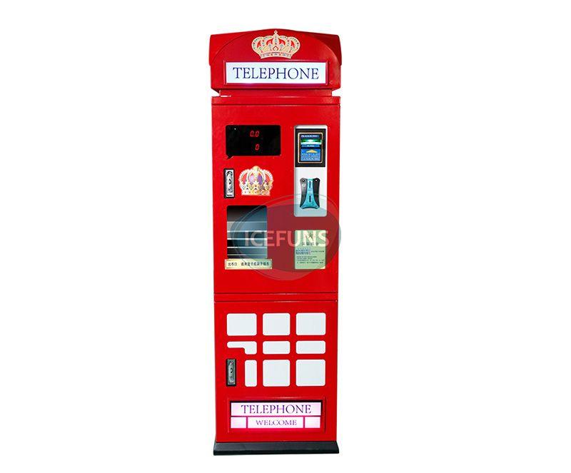 British style Coin Exchange Machine
