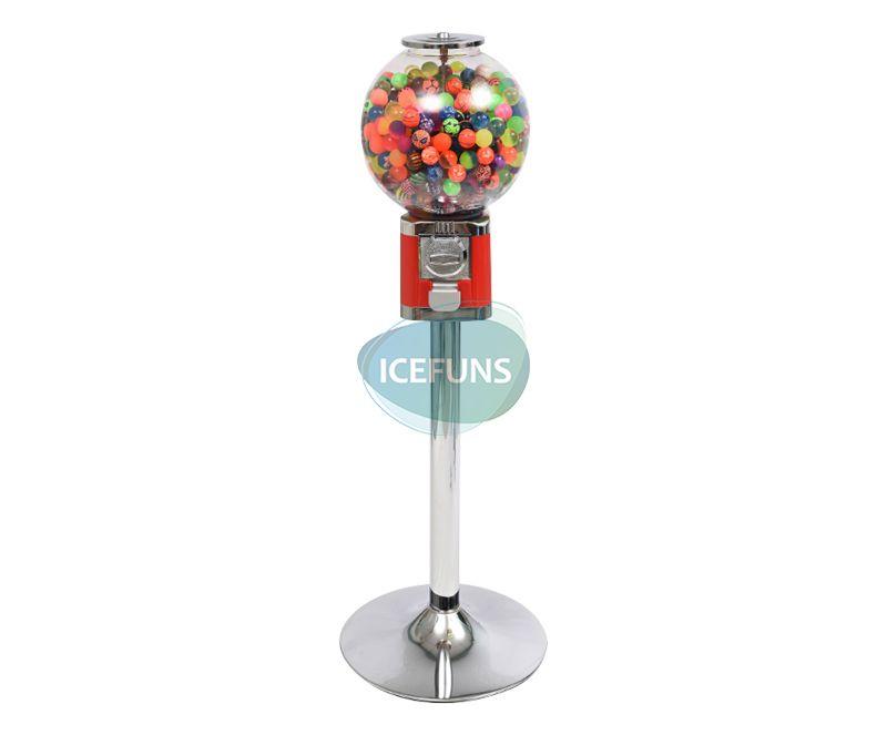 Round capsule toys vending machine