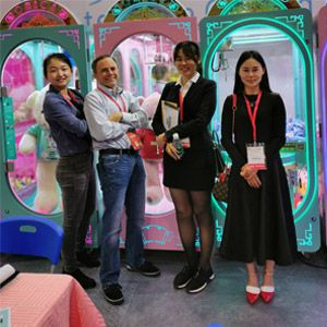 We Are At 2019 Asia Amusement Attraction Expo!