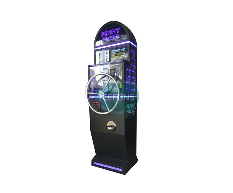 penny press machine