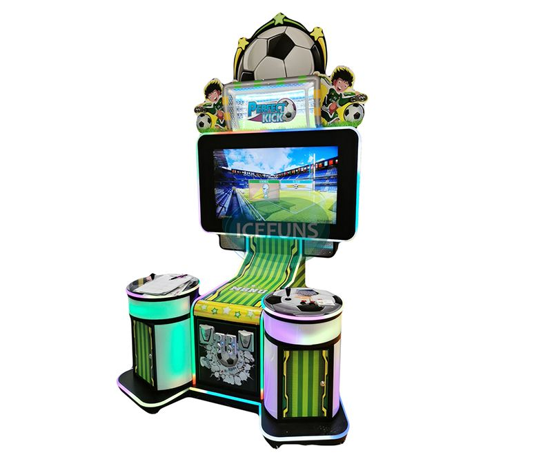 Final World Cup Redemption Arcade Games