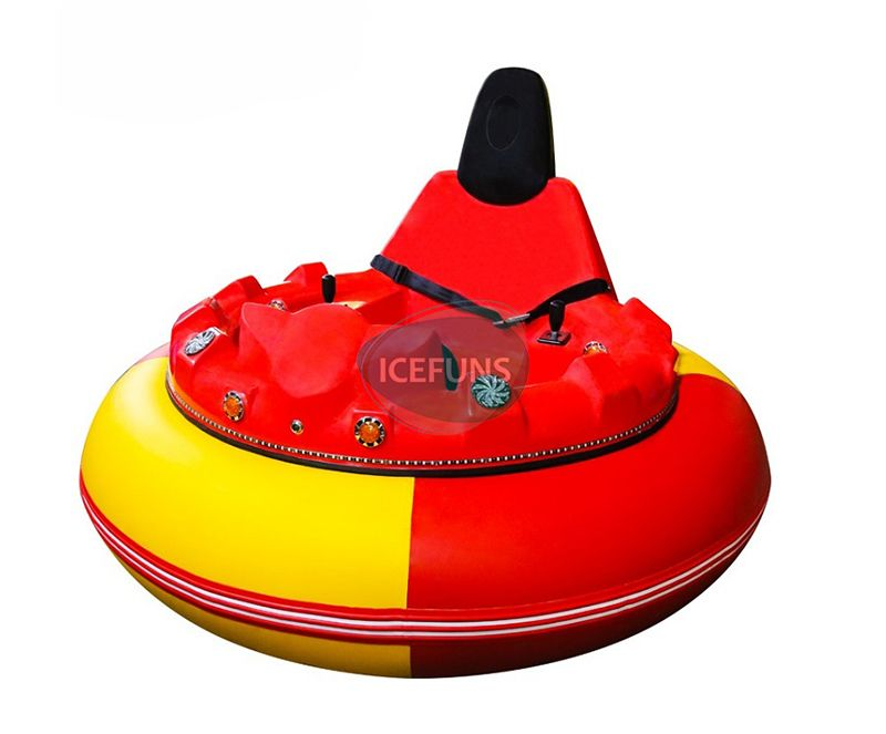 UFO Inflatable Bumper Car