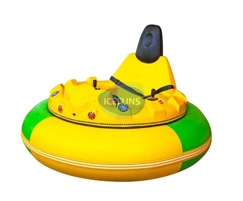 UFO Inflatable Bumper Car