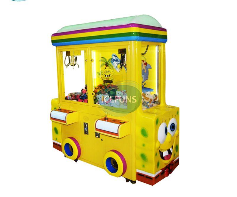Spongebob Toy Crane Machine