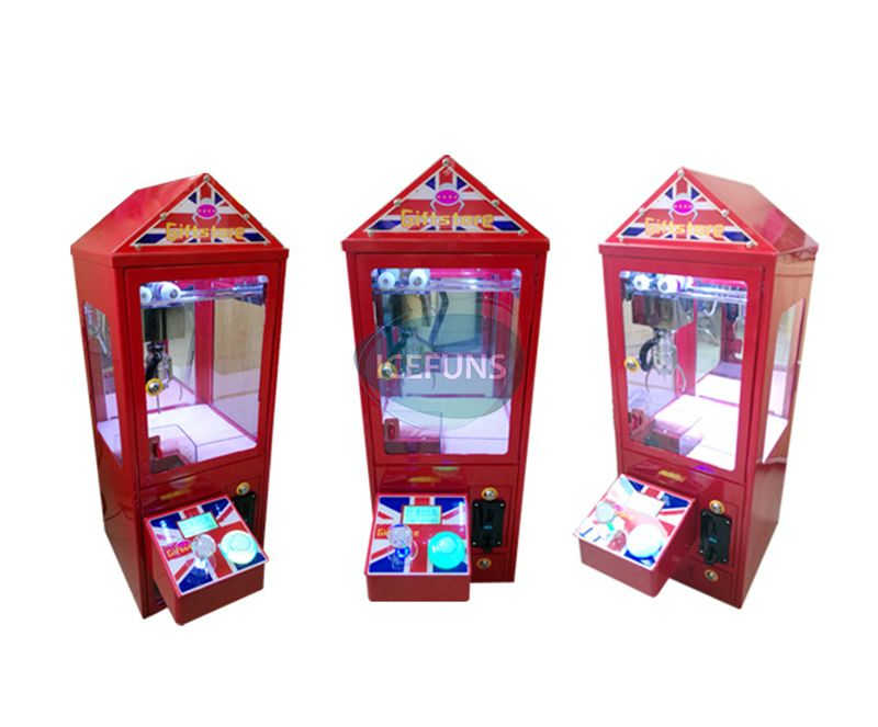 Gift Store Mini Claw Crane Machine