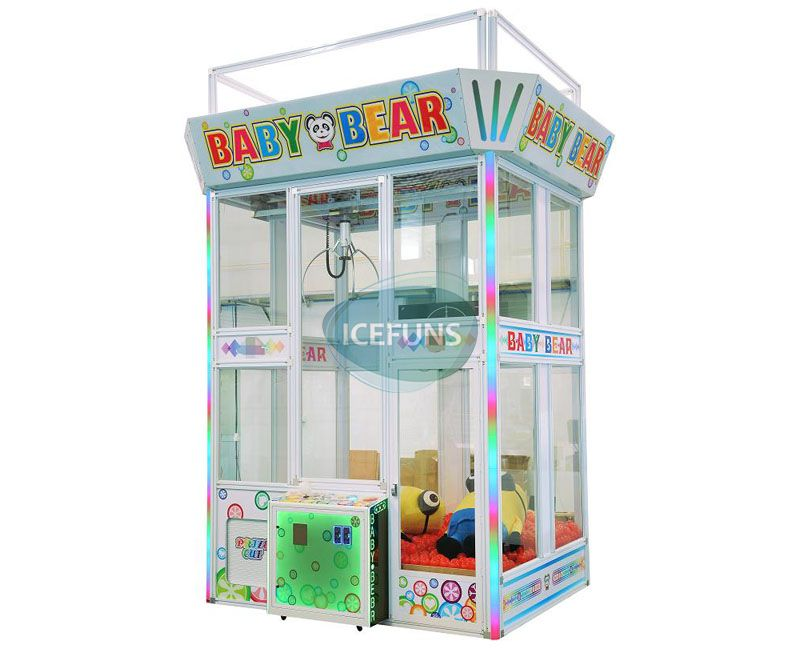 Baby Bear Big One X-treme Crane Machine