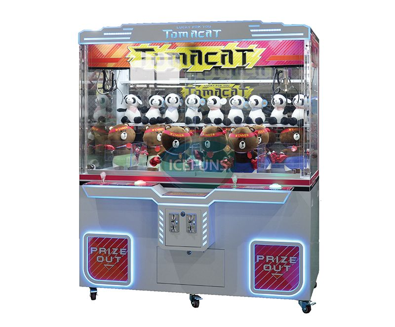 Tomat Small Crane Toy Catcher Machine