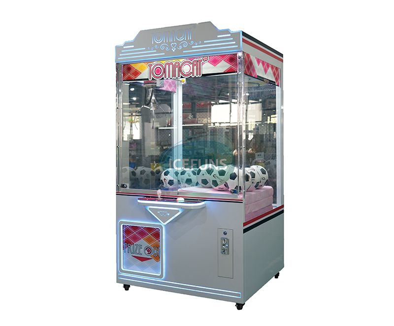 Tomat Big Crane Large Claw Machine