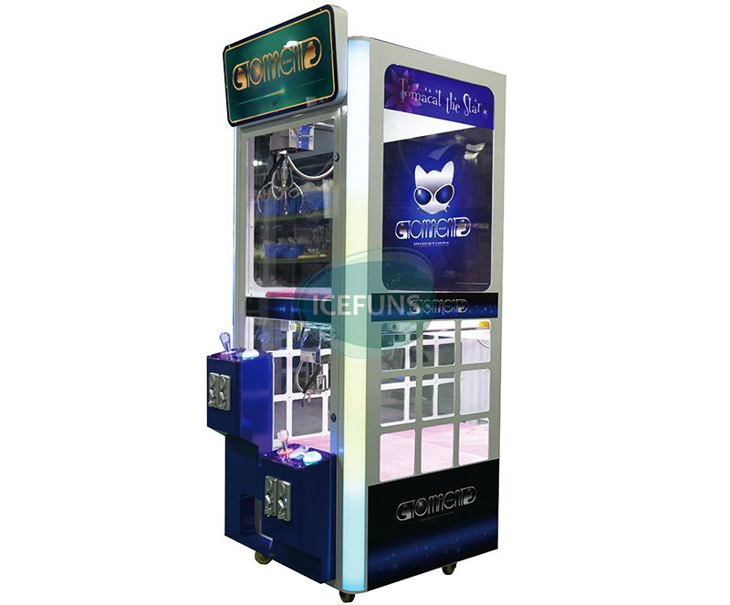 Family Claw Crane Machine For 2 Player